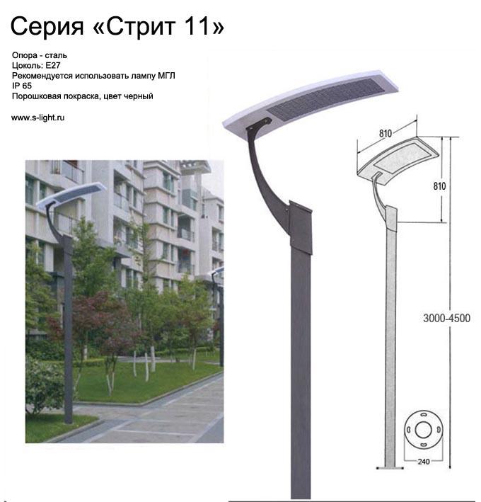 Как сделать современный фонарь